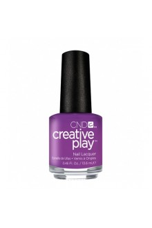 CND Creative Play Nail Lacquer - Orchid You Not - 0.46oz / 13.6ml