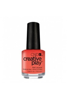 CND Creative Play Nail Lacquer - Peach of Mind - 0.46oz / 13.6ml