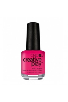 CND Creative Play Nail Lacquer - Peony Ride - 0.46oz / 13.6ml