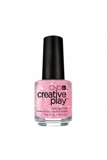 CND Creative Play Nail Lacquer - Pinkle Twinkle - 0.46oz / 13.6ml