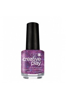 CND Creative Play Nail Lacquer - Positively Plumsy - 0.46oz / 13.6ml