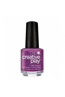 CND Creative Play Nail Lacquer - Raisin Eyebrows - 0.46oz / 13.6ml