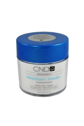 CND Retention+ Sculpting Powder - Bright White Opaque - 3.7oz / 104g