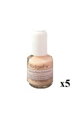 CND RidgeFX - Nail Surface Enhancer - 0.125oz / 3.7ml - 5pk