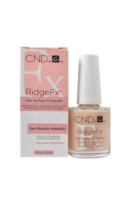 CND RidgeFX - Nail Surface Enhancer - 15ml / 0.5oz