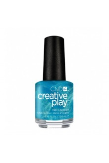 CND Creative Play Nail Lacquer - Ship Notized - 0.46oz / 13.6ml