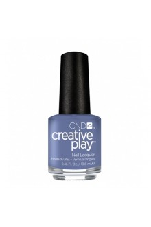CND Creative Play Nail Lacquer - Steel The Show - 0.46oz / 13.6ml