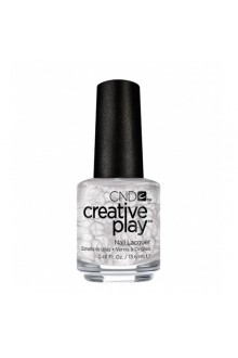 CND Creative Play Nail Lacquer - Su-Pearl-Ative - 0.46oz / 13.6ml