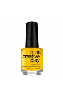 CND Creative Play Nail Lacquer - Taxi Please - 0.46oz / 13.6ml