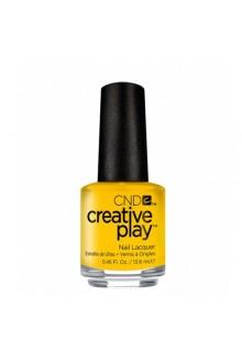CND Creative Play Nail Lacquer - Taxi Please - 0.46oz / 13.6ml