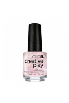 CND Creative Play Nail Lacquer - Tutu Be Not To Be - 0.46oz / 13.6ml