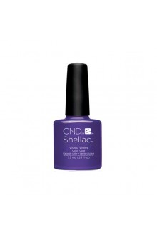 CND Shellac - New Wave Spring 2017 Collection - Video Violet - 0.25oz / 7.3ml