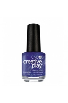 CND Creative Play Nail Lacquer - Viral Violet - 0.46oz / 13.6ml