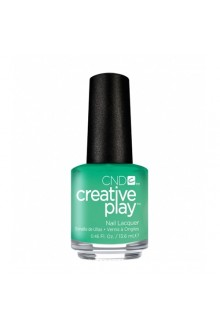 CND Creative Play Nail Lacquer - You've Got Kale - 0.46oz / 13.6ml