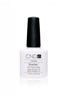 CND Shellac - Cream Puff - 0.25oz / 7.3ml