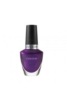 Cuccio Colour Nail Lacquer - Grape To See You - 0.43oz / 13ml