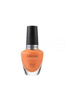 Cuccio Colour Nail Lacquer - Very Sherbert - 0.43oz / 13ml