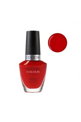 Cuccio Colour Nail Lacquer - A Kiss in Paris - 0.43oz / 13ml