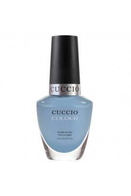 Cuccio Colour Nail Lacquer - Color Cruise 2016 Collection - All Tide Up! - 0.43oz / 13ml