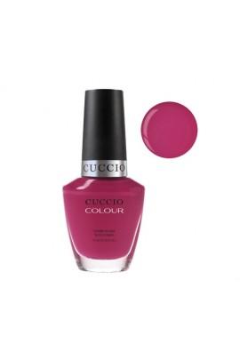 Cuccio Colour Nail Lacquer - Argentinian Aubergine - 0.43oz / 13ml
