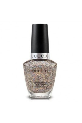 Cuccio Colour Nail Lacquer - Bean There Done That! - 0.43oz / 13ml