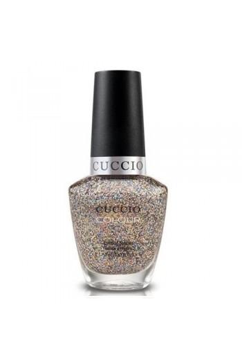Cuccio Colour Nail Lacquer - Bean There Done That! - 0.43oz / 13ml