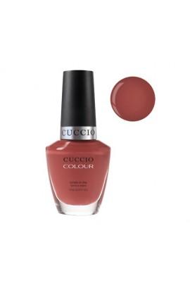 Cuccio Colour Nail Lacquer - Boston Cream Pie - 0.43oz / 13ml
