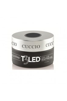 Cuccio Pro - T3 LED/UV Controlled Leveling Gel - Opaque Brazilian Blush - 28g / 1oz
