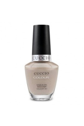 Cuccio Colour Nail Lacquer - Cream & Sugar - 0.43oz / 13ml