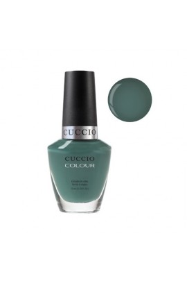 Cuccio Colour Nail Lacquer - Dubai Me an Island - 0.43oz / 13ml