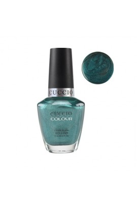 Cuccio Colour Nail Lacquer - Dublin Emerald Island - 0.43oz / 13ml