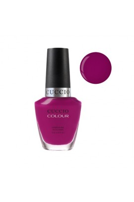 Cuccio Colour Nail Lacquer - Eye Candy in Miami - 0.43oz / 13ml