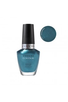 Cuccio Colour Nail Lacquer - Fountains of Versailles - 0.43oz / 13ml