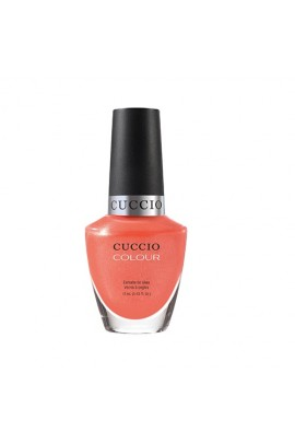 Cuccio Colour Nail Lacquer - Goody, Goody, Gum Drops! - 0.43oz / 13ml