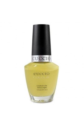 Cuccio Colour Nail Lacquer - Good Vibrations - 0.43oz / 13ml