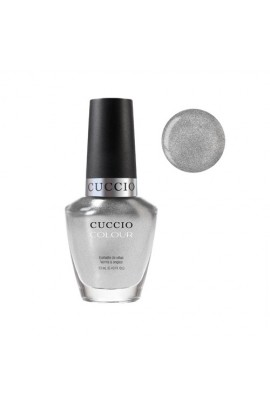 Cuccio Colour Nail Lacquer - Hong Kong Harbor - 0.43oz / 13ml