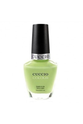 Cuccio Colour Nail Lacquer - In The Key of Lime - 0.43oz / 13ml