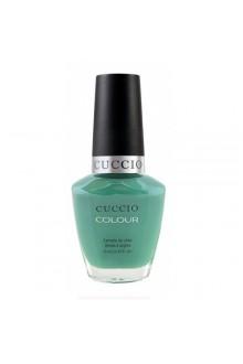 Cuccio Colour Nail Lacquer - Jakarta Jade - 0.43oz / 13ml