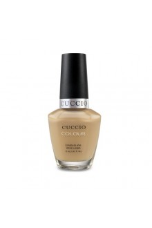 Cuccio Colour Nail Lacquer - It's No Istanbul - 0.43oz / 13ml