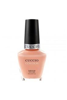 Cuccio Colour Nail Lacquer - Life's A Peach - 0.43oz / 13ml