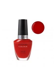 Cuccio Colour Nail Lacquer - Maine Lobster - 0.43oz / 13ml