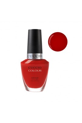 Cuccio Colour Nail Lacquer - Maine Lobster - 0.43oz / 13ml