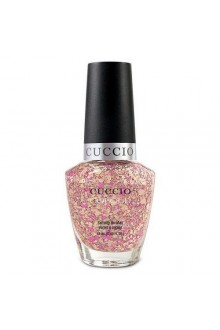 Cuccio Colour Nail Lacquer - Mimes & Musicians - 0.43oz / 13ml