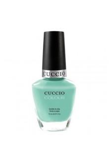 Cuccio Colour Nail Lacquer - Mint Condition - 0.43oz / 13ml