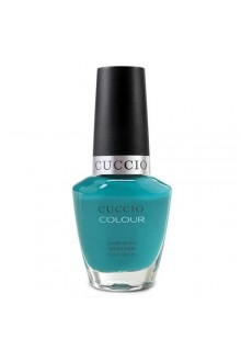 Cuccio Colour Nail Lacquer - Muscle Beach - 0.43oz / 13ml