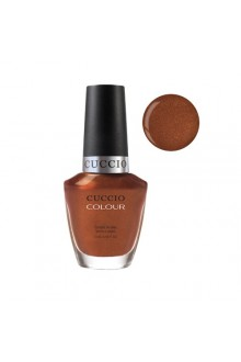 Cuccio Colour Nail Lacquer - Never Can Say Mumbai - 0.43oz / 13ml