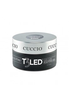 Cuccio Pro - T3 LED/UV Controlled Leveling Gel - Pink - 28g / 1oz