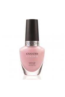Cuccio Colour Nail Lacquer - Pink Lady - 0.43oz / 13ml