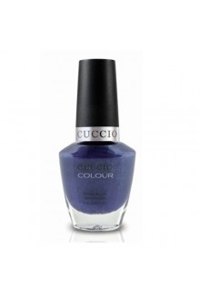 Cuccio Colour Nail Lacquer - Purple Rain in Spain - 0.43oz / 13ml