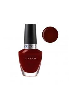 Cuccio Colour Nail Lacquer - Red Eye to Shanghai - 0.43oz / 13ml